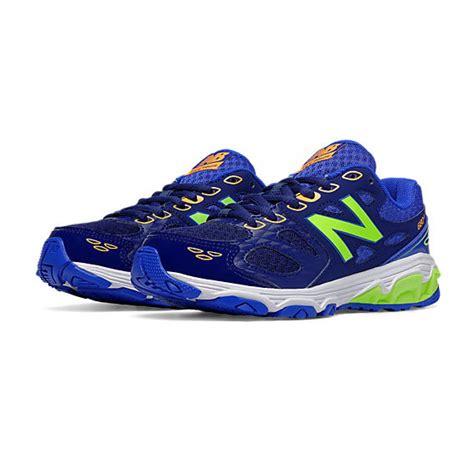 new balance running shoes blue new balance kr680tby blue green boys running shoes