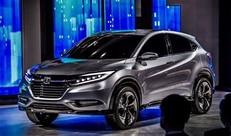 Honda Urban Suv Concept Auto Shows Car And Driver Autos