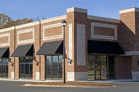 Image Gallery insurance on commercial building