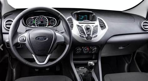novo ford ka sedan 2016 pre 231 o consumo opini 245 es