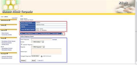 software program klinik terbaru 2012 untuk praktek dokter