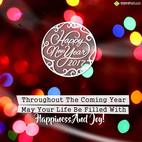 throughout the new year throughout the coming year may your be fill new