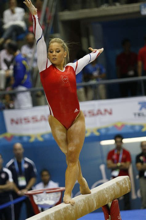 gymnast wardrobe malfunction gymnastics gymnast shawn johnson malfunction