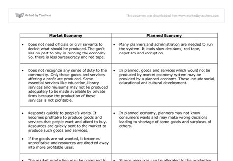Market Economy Vs Command Economy Essay command economy vs market economy essay writefiction581 web fc2