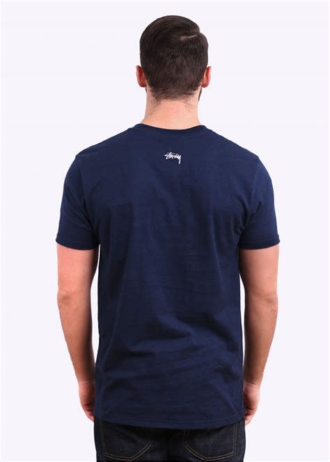 Kaos Tshirt Stussy Logo Green Premium stussy ss link navy