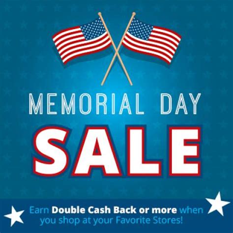 bed bath and beyond memorial day sale double cash back for memorial day sales