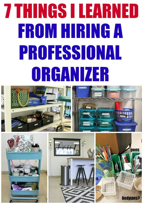 hire an organizer 7 things i learned from hiring a professional organizer