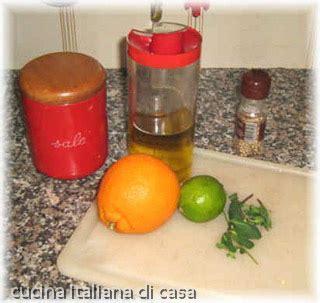 cucina italiana di casa insalata di agrumi ricetta con foto di cucina italiana di casa