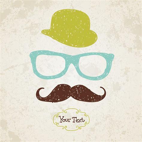 imagenes hipster vintage hipster doodle vintage hand drawn man stock vector