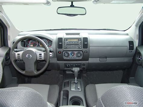 nissan xterra 07 2007 nissan xterra interior u s news world report