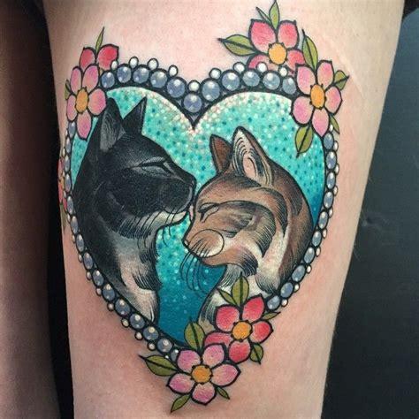 cat tattoo hours best 25 cat tattoos ideas on pinterest cat tatto