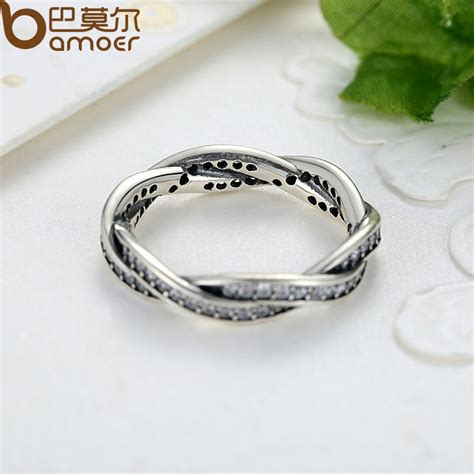 Pandora Refined Big Braids Charms 925 Sterling Silver P 770 ring size small medium large picture more detailed picture about 925 sterling silver braided