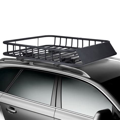 Carry Box Wheels 40 000 cargo luggage carrier 4x4 4wd univeral metal roof rack