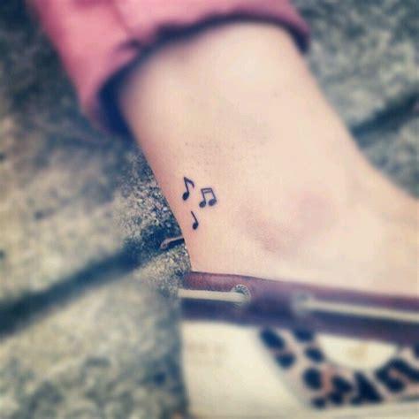 minimalist tattoo music 25 best ideas about small music tattoos on pinterest