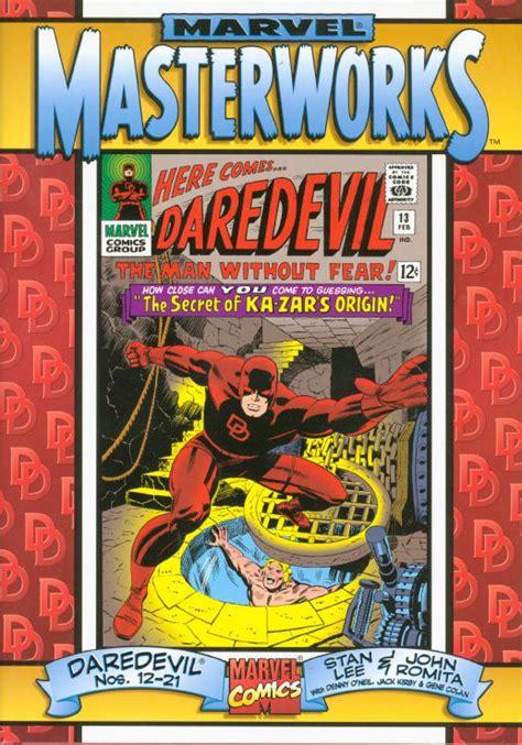 marvel masterworks daredevil vol 12 daredevil masterworks vol 2