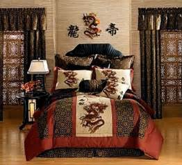 Asian Themed Bedroom Design Ideas Bedroom Cool Dragons