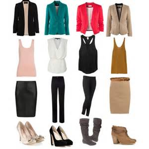 Business Wardrobe Essentials by Top 14 Essentials For A Fierce Professional