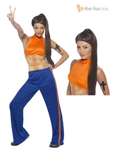 spice girls fancy dress costumes new
