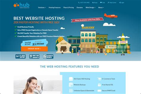 5 best web hosting companies to host a website in 2018
