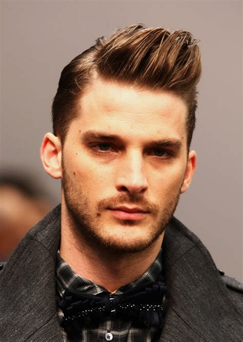 old fashion mens haircuts elegant vintage hairstyles for men