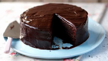 bbc food recipes easy chocolate cake