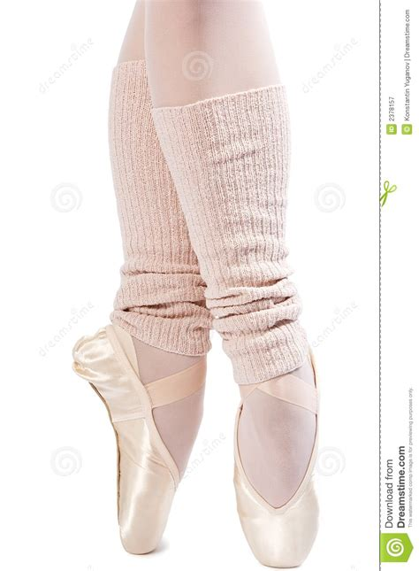 Balet Shoes 1 legs in ballet shoes 1 stock image image of silky