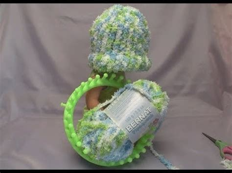 how to loom knit a baby hat how to loom knit baby hat