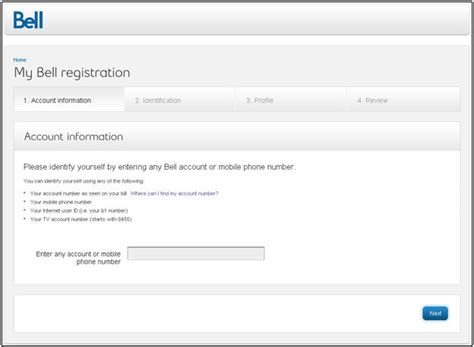 Bell Mobility Phone Number Lookup How To Register My Prepaid Mobile Phone Account With My Bell