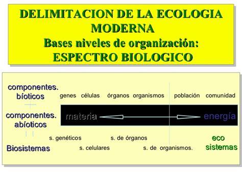 trascender los niveles de 8494484796 conceptos basicos de ecologia