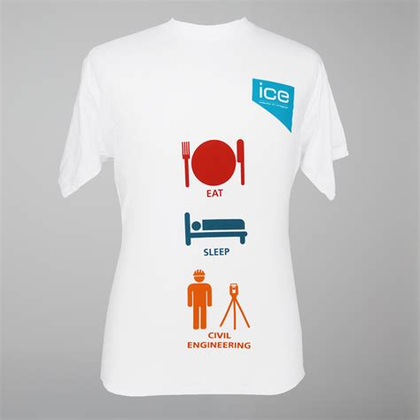Tshirt Eat Sleep Design t shirt eat sleep civil engineering design