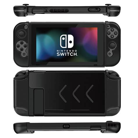 Hardcase Aluminium Shell For Nintendo Switch hardcase aluminium shell for nintendo switch black jakartanotebook