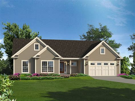 Ranch Home Plans With Pictures Ranch House Plan Alp 09zy Chatham Design