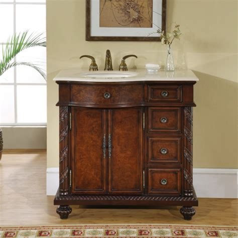 36 bathroom vanity with sink 36 inch single sink bathroom vanity with choice of top