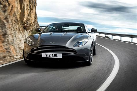 green aston martin db11 aston martin ceo to personally inspect first 1 000 db11