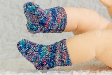 knitting pattern en español knitting pattern sock pattern baby sock knitting