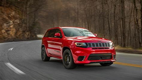jeep trackhawk official 2018 jeep grand cherokee trackhawk world s