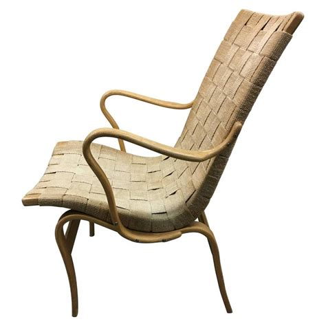 lounge chair by bruno mathsson for dux for sale at 1stdibs