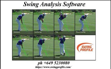 golf swing analysis software free free swing analysis software swing profile golf swing