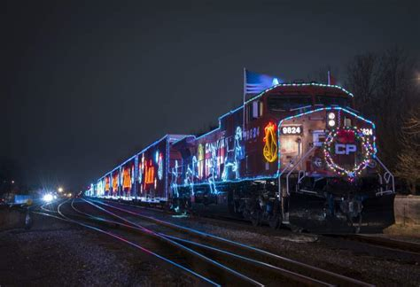 canadian pacific holiday train 2014 toronto gta hamilton