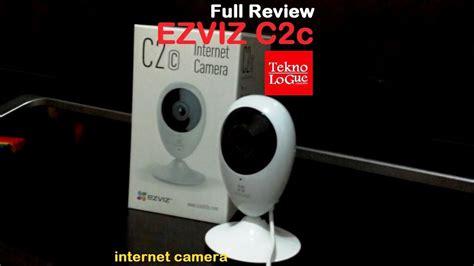 Kamera Cctv Rumahan ezviz c2c review setting cctv muraaah