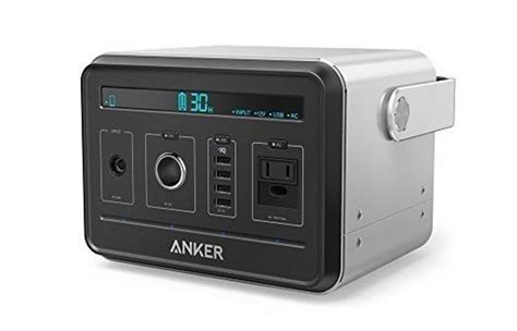 portable charger for cing 120 600 mah anker powerhouse portable charger now