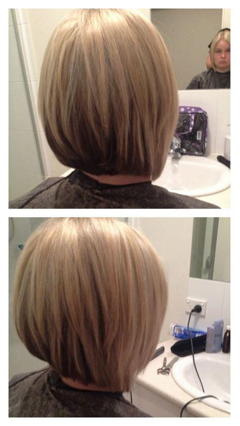 hair on pinterest medium layered hairstyles concave bob layered concave bob hairdresser pinterest concave