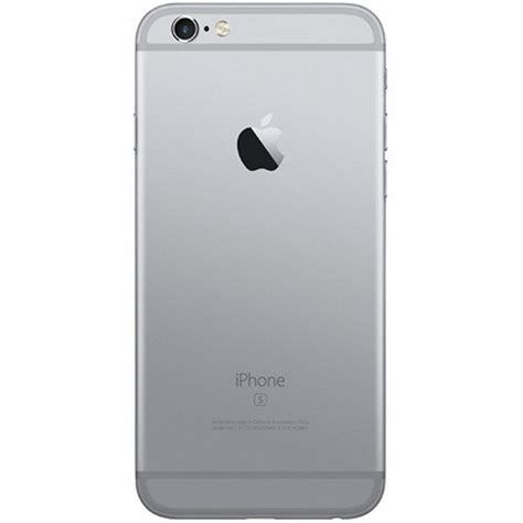 apple iphone 6s plus 128gb black excellent used at t or cricket smartphone for sale