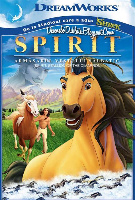 filme de animatie online subtitrate in limba romana spirit armăsarul vestului sălbatic 2002 online