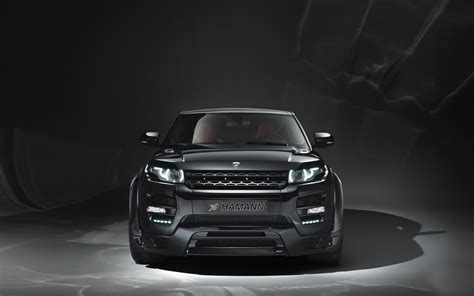 black range rover wallpaper 2012 range rover evoque hamann 2 wallpaper hd car wallpapers