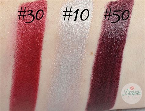 covergirl colorlicious lipsticks review photos swatches allura covergirl star wars lipstick review the art of beauty