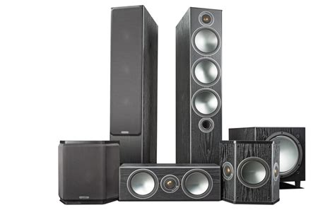 bild lautsprecher test lautsprecher surround monitor audio bronze serie