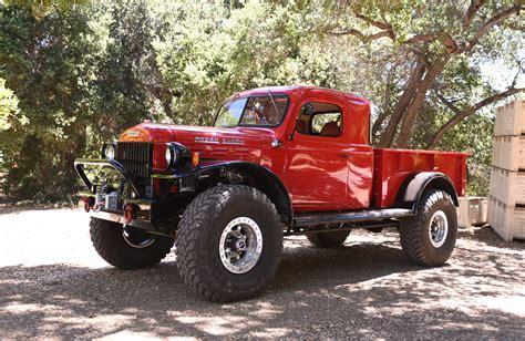 dodge retro truck retro trucks discover the dodge power wagon
