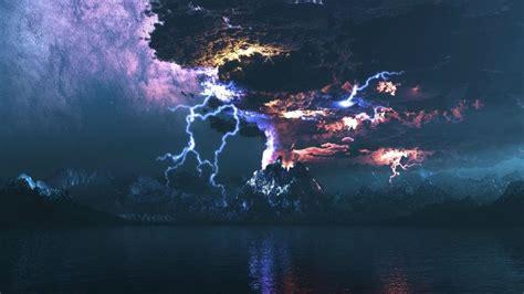lightning landscape google search lightning