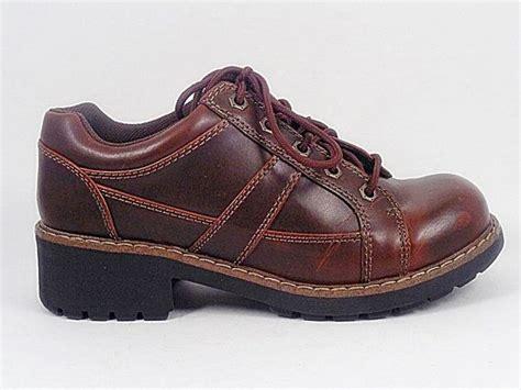 vegan oxford shoes womens chunky womens oxfords shoes tie brown vegan lug sole